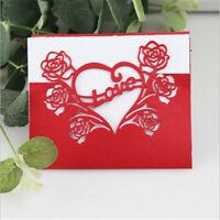 Stanzschablone Herz Blume Rose Hochzeit Weihnachten Oster Geburtstag Karte Album
