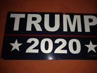"Donald Trump trump 2020 - Magnetic Bumper Sticker 4""*8"""