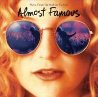 ORIGINAL SOUNDTRACK - ALMOST FAMOUS NEW CD