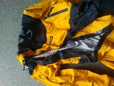 Stohlquist Dry Suit Front Entry w Relief Zipper + bootiess Size med