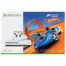 Microsoft Xbox One S Console 1TB Forza Horizon 3 and hot wheels bundle