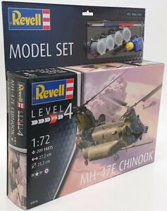 Revell 1/72 Scale Model Kit 03876 - MH 47E Chinook