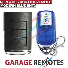 Boss Gate/Garage Door Remote BHT3 HT3 BOL4 BOL6 BRD1 Replacement 303MHz