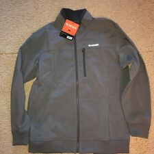 Simms Rogue Fleece Jacket - Pewter - LARGE - NEW w/Tags!!