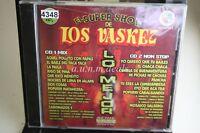 El Super Show De Los Vaskez - Lo Mejor , 2006 ,Music CD (NEW)