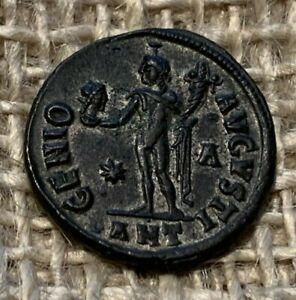 Maximinus II BI Nummus. Antioch, AD 312 EF  L42
