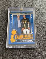 KEVIN DURANT 2018-19 PANINI NBA HOOPS CHAMPIONSHIP MOMENTS /99 SP