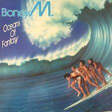 VINYLE - BONEY M. - Oceans of Fantasy - Pochette dépliante