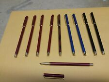 12 X  From Japan, Fancy, Slim Ball Point Pen
