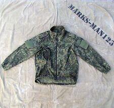 ORIGINAl Russian Army Ratnik VKBO by BTK  windbreaker jacket Digital Flora camo
