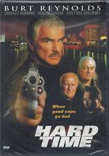HARD TIME BURT REYNOLDS Charles Durning Robert Loggia Billy Dee Williams NEW DVD