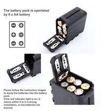 Batteria per SONY NP-F960 NP-F970 NP-F950 DCR-VX2100 HDR-FX1