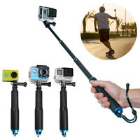Waterproof Handheld Monopod Tripod Selfie Stick Pole for Gopro Hero 4 3+ Camera