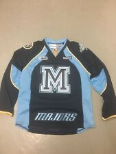 ST. MIKE'S Mississauga Majors AUTHENTIC  PRO CHL Reebok HOCKEY JERSEY SZ Medium