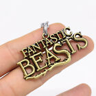 Best Harry Potter Fantastic Beasts and Where to Find Them Metal Keychain Keyring