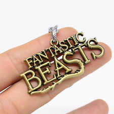 Harry Potter Beasts and Where to Find Them Metal Keychain Keyring Xmas SKY
