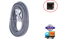 6-Pin Bass Knob Remote Cable Wire Cord For Zapco Sundown Wet Sounds Cadence