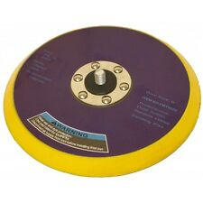 """DA Backing Pad 150mm 6"""" Vinyl 5/16 Thread For Self Adhesive Sticky Discs"""