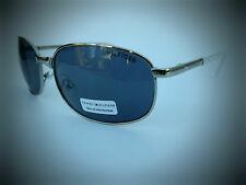 NEW men's TOMMY HILFIGER TH STEVE wrap shield flight  sunglasses