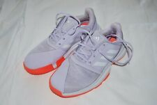 New listing Adidas Court Jam XJ Ladies Tennis Shoes Trainers Sneakers Size 7.5 AU UK 5.5