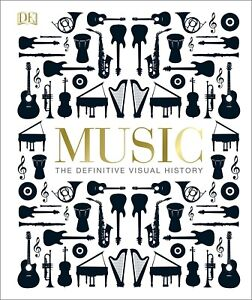 Music by DK Hardcover Book