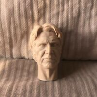 Free Shipping Blank 1:6 scale Head Sculpt Star wars old Han Solo unpainted