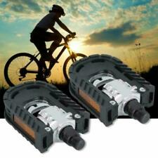 2x Durable Aluminum Alloy Mountain Bike Folding Pedals For Bicycle Non-slip B7G4