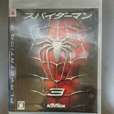 PS3 SpiderMan 3 61109 Japanese ver from Japan