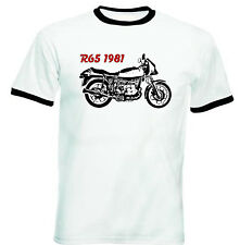 BMW R65 1981 INSPIRED - NEW COTTON TSHIRT - ALL SIZES IN STOCK