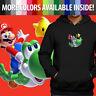 Super Mario Galaxy Nintendo Yoshi Luma Star Pullover Sweatshirt Hoodie Sweater