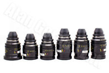 Used Cooke Mini S4/i T2.8 PL Lens Set