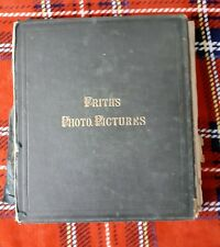 More details for huge antique late victorian early 20th century scrap book