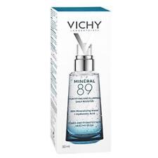 VICHY MINERAL 89 Elixier 50ml  Hyaluron Boost PZN 12731097 plus Proben
