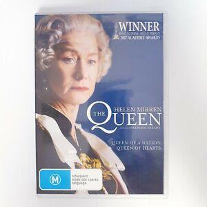 The Queen Movie DVD Region 4 AUS Free Postage - Drama True Story