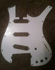 Parker Guitars Nitefly USA White SSS Pickguard
