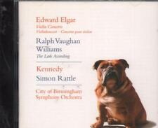 Nigel Kennedy(CD Album)Elgar: Violin Concerto-New