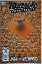 2007 BATMAN CONFIDENTIAL #6   -  VG                    (INV9944)