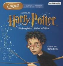 Harry Potter (Gesamtausgabe) von Joanne K. Rowling (2013)