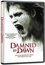 NEW HORROR DVD // DAMNED BY DAWN - Dawn Klingberg, Bridget Neval