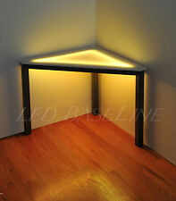 """LED 16"""" Lighted Corner Table Color Changing"""