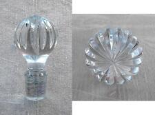 Kristall-Karaffen im Art Déco-Stil als Original der Zeit