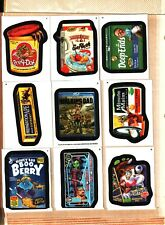 2013 Topps WACKY PACKAGES ANS Series 11 Set  (55 Cards) NEAR MINT CONDITION