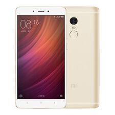 "Xiaomi Redmi note 4 Pro MIUI 8 MTK Helio X20 Deca Core 5.5"" 64GB 4G Mobile Phone"