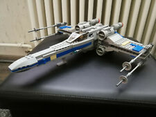 LEGO Star Wars X-Wing Starfighter - MOC Blue Squadron/aus Rogue One (ähnl. 9493)