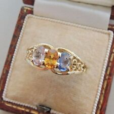 Gems TV Oval Sapphire Fine Rings