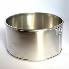 "Round Aluminium Cake Tin Baking Pan 6"" Value Range"