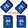 Original ADATA 4GB/8GB/16GB/32GB SD Card Class4 SDHC Memoria Camera GPS Tablet