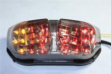 Led Tail Light Turn Signals For Yamaha Fazer Fz1 2006 2007 2008 2009 2010 Smoke
