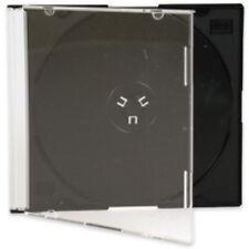 CD Jewel Cases Slim Black Pack of 50 KF02210