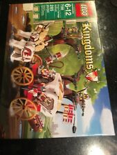 Lego 7188 Kingdoms King's Carriage Ambush Brand new Factory sealed